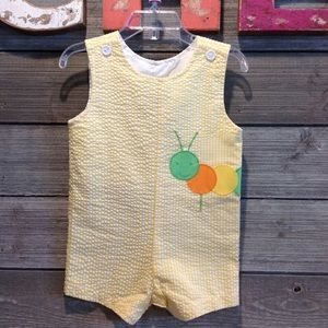 Baby coveralls